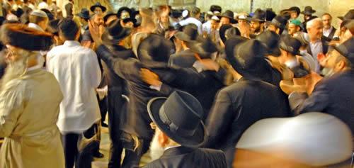 Balli intorno alla Torah