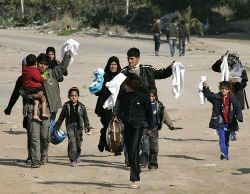 Testimonianze e opinioni sulla guerra a Gaza 3 – 447