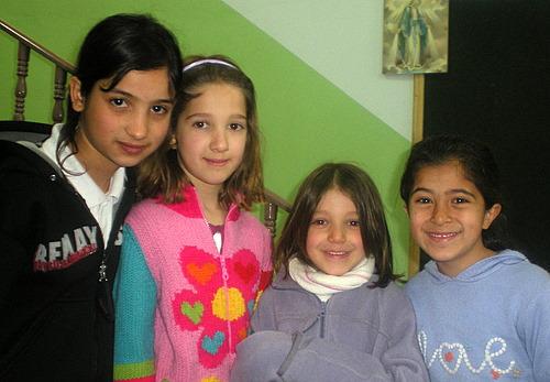 Riim, Carlotta, Camilla e Saly – 503